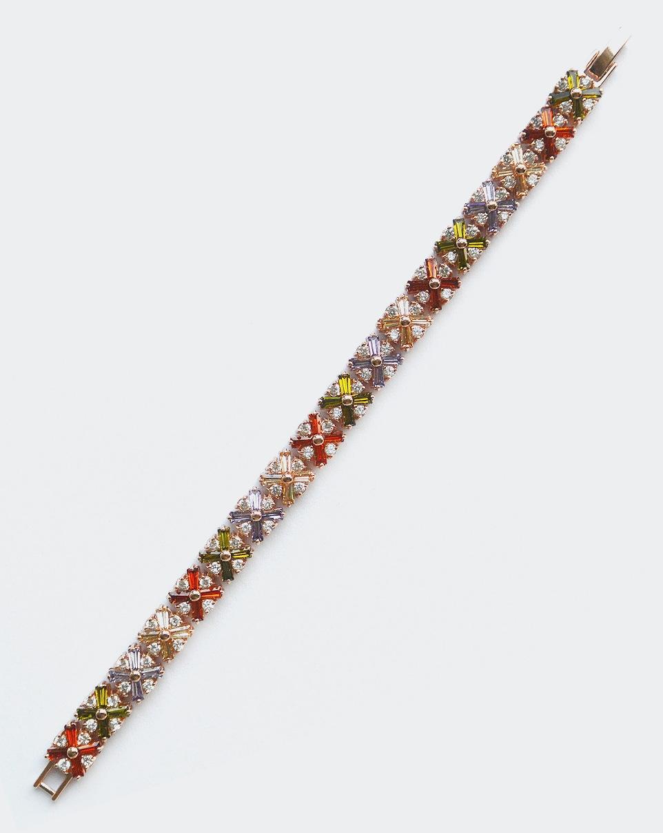 Like a Bouquet Armband-5619