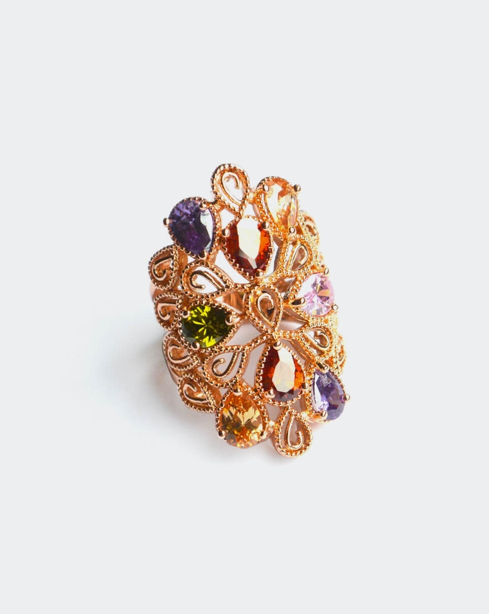 Like a Bouquet Ring-7069