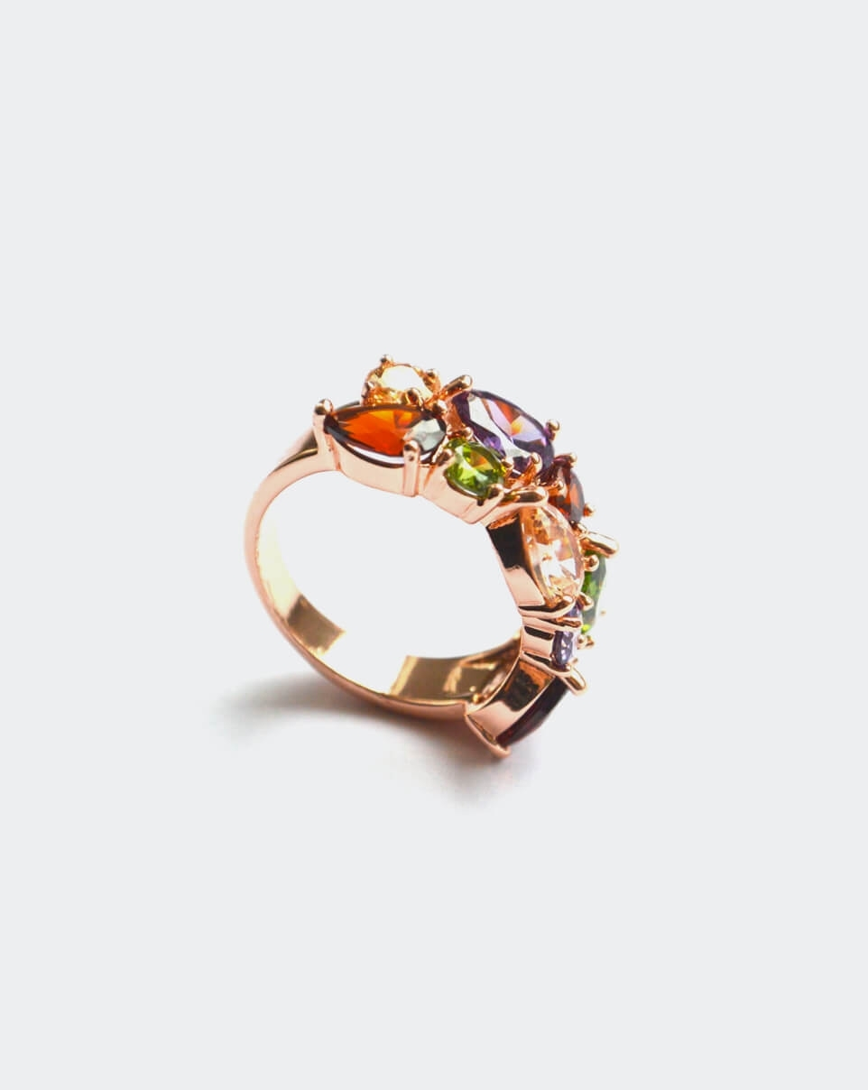 Like a Bouquet Ring-7071