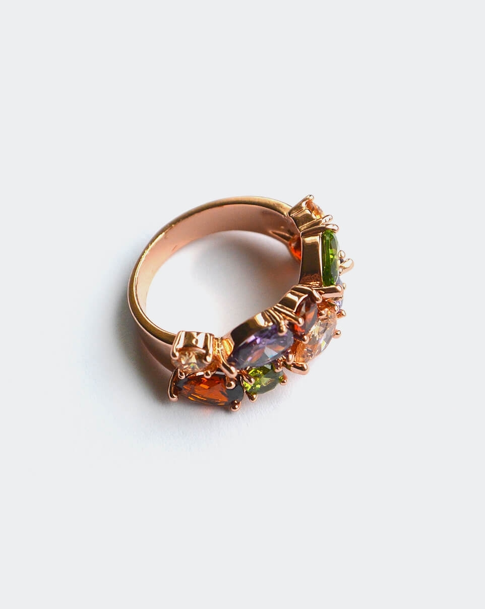 Like a Bouquet Ring-7073