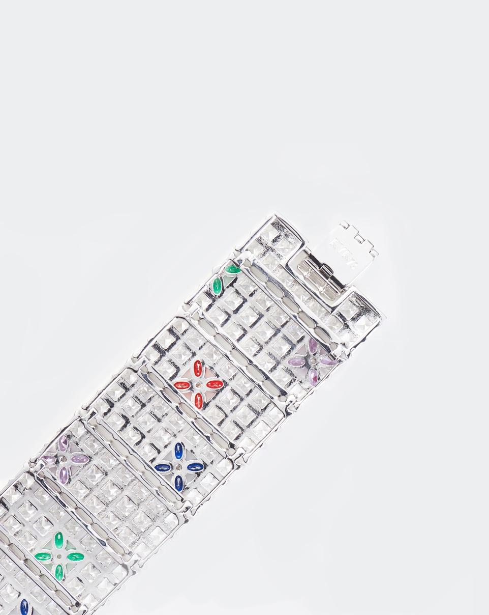 Brickwall Armband-6082