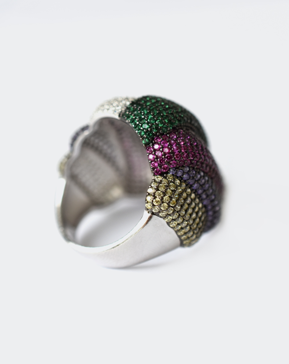 Like a Bouquet Ring-6131