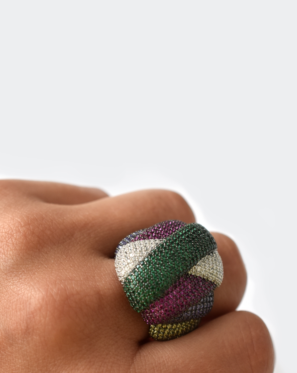 Like a Bouquet Ring-6130