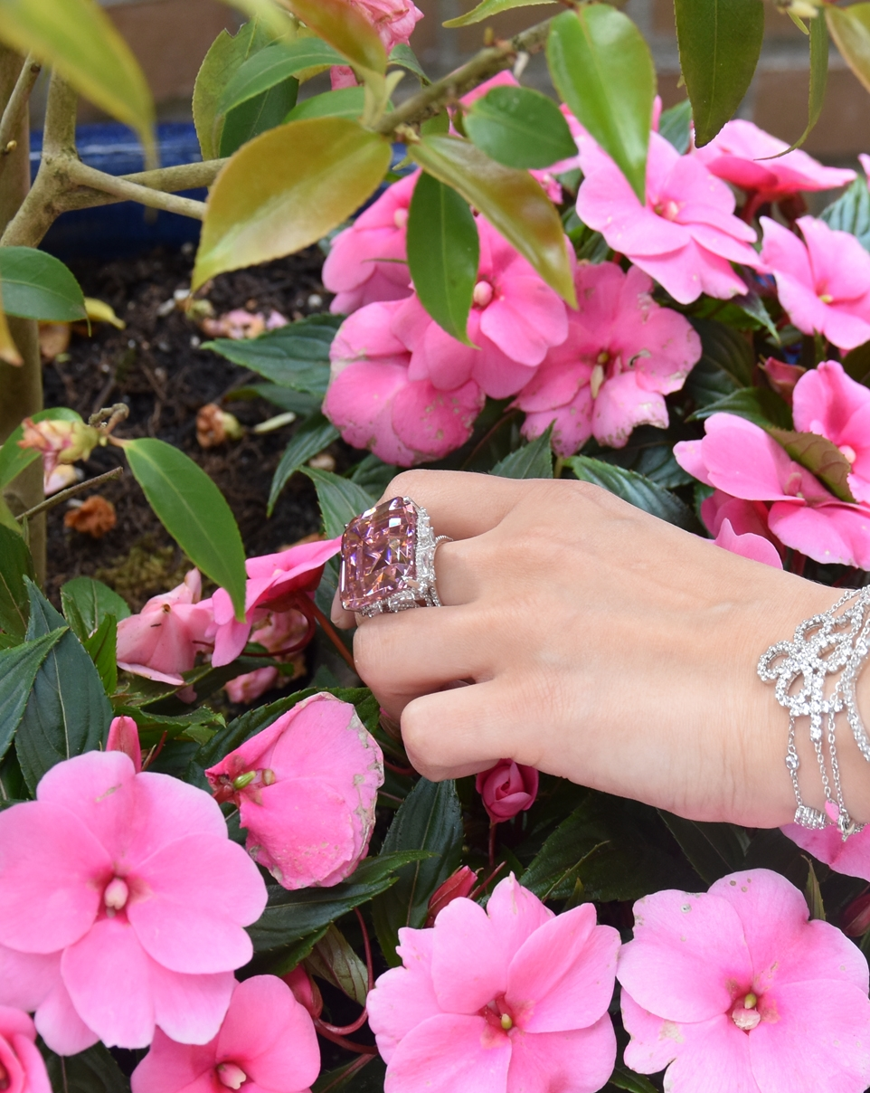 Like a Bouquet Ring-6889