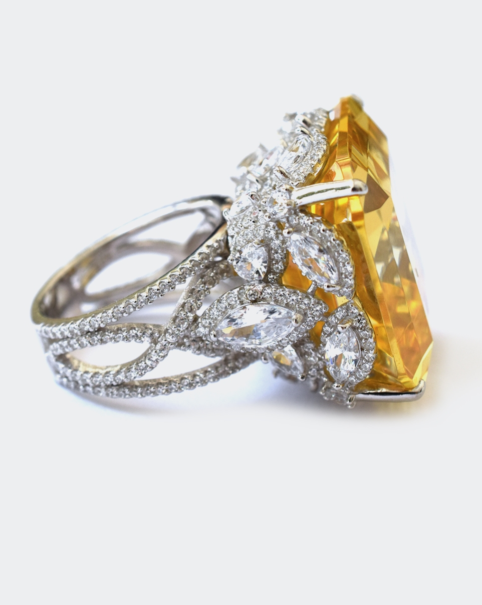 Like a Bouquet Ring-6436
