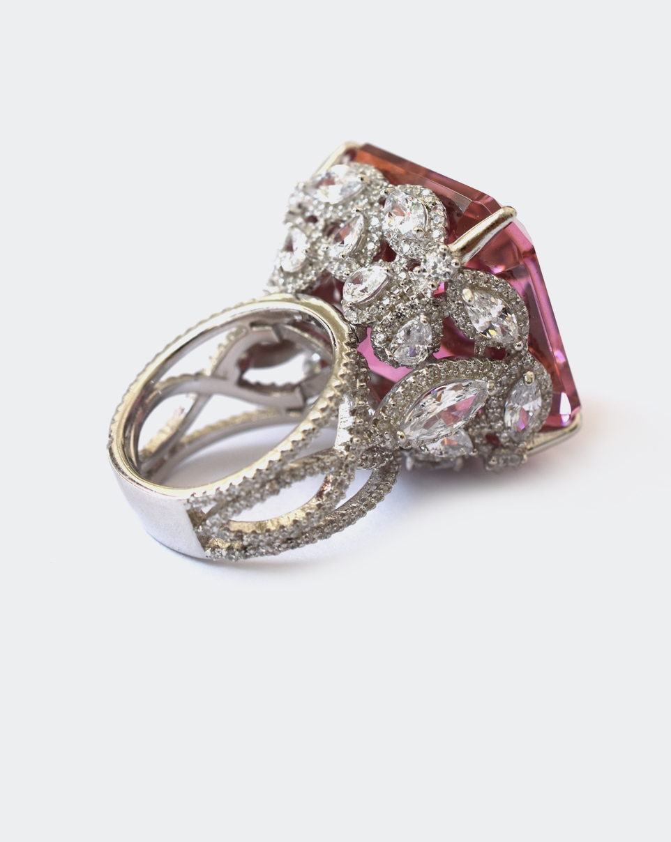 Like a Bouquet Ring-6447