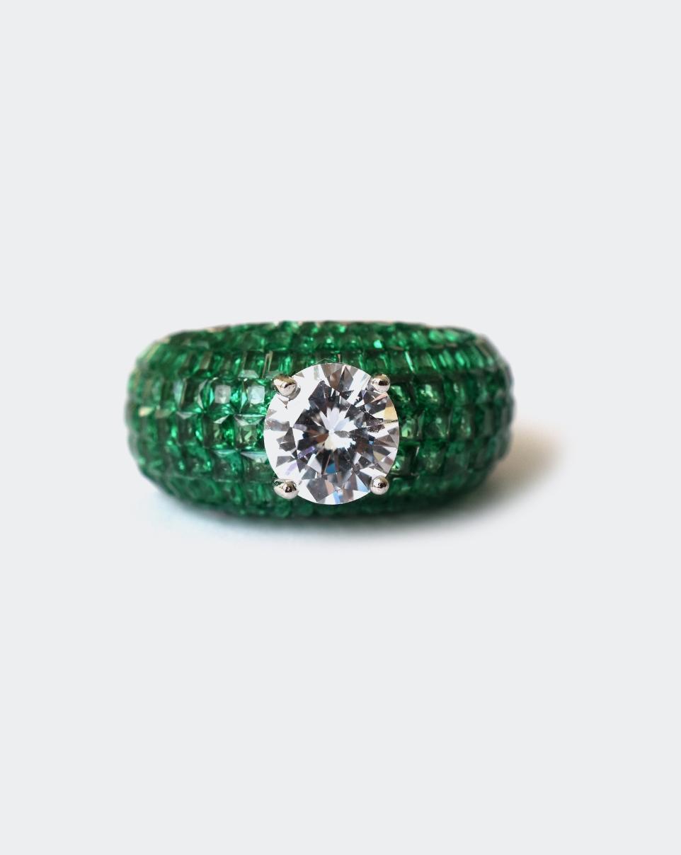 Red Carpet Ring-6629