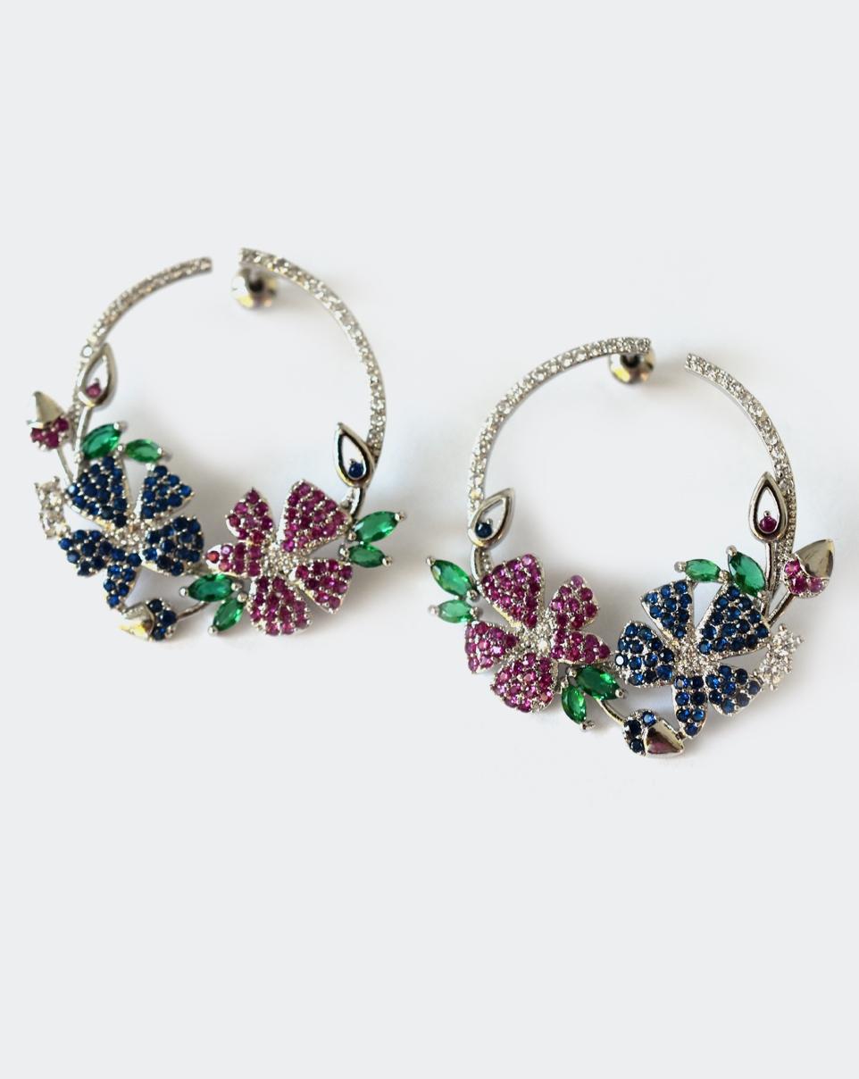 Like a Bouquet Ohrringe-6646