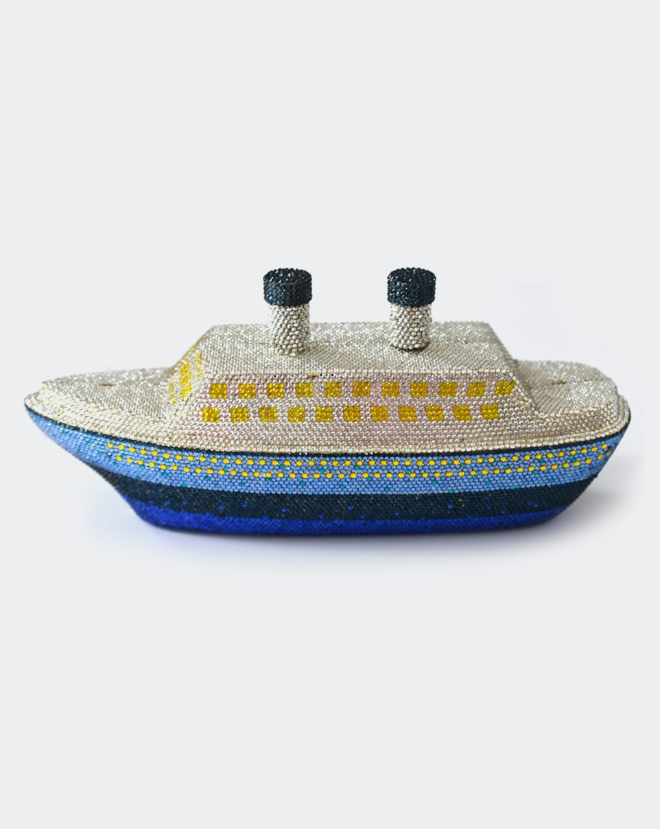 A little Cruise Ship Clutch-6717