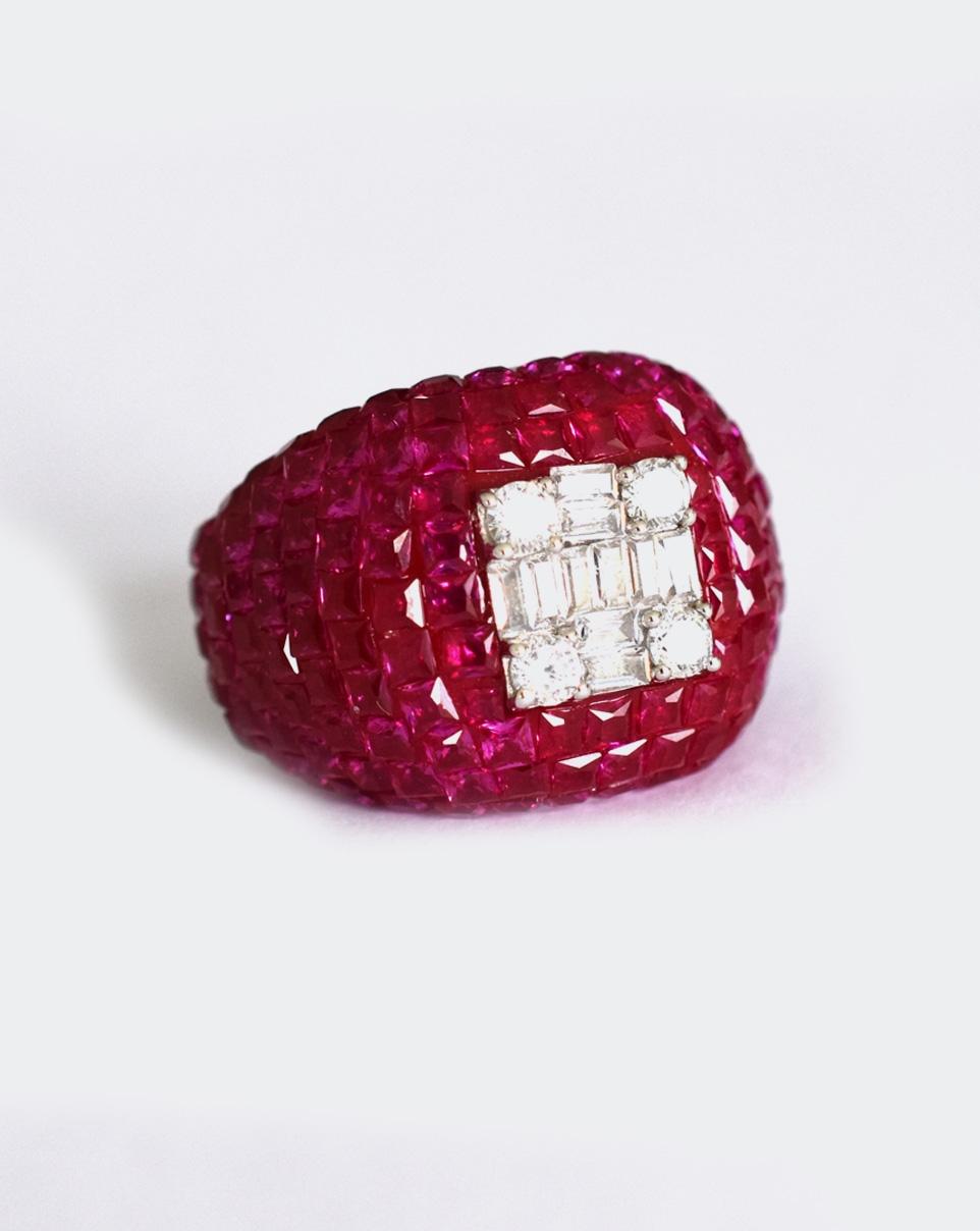 Red Carpet Ring-6991