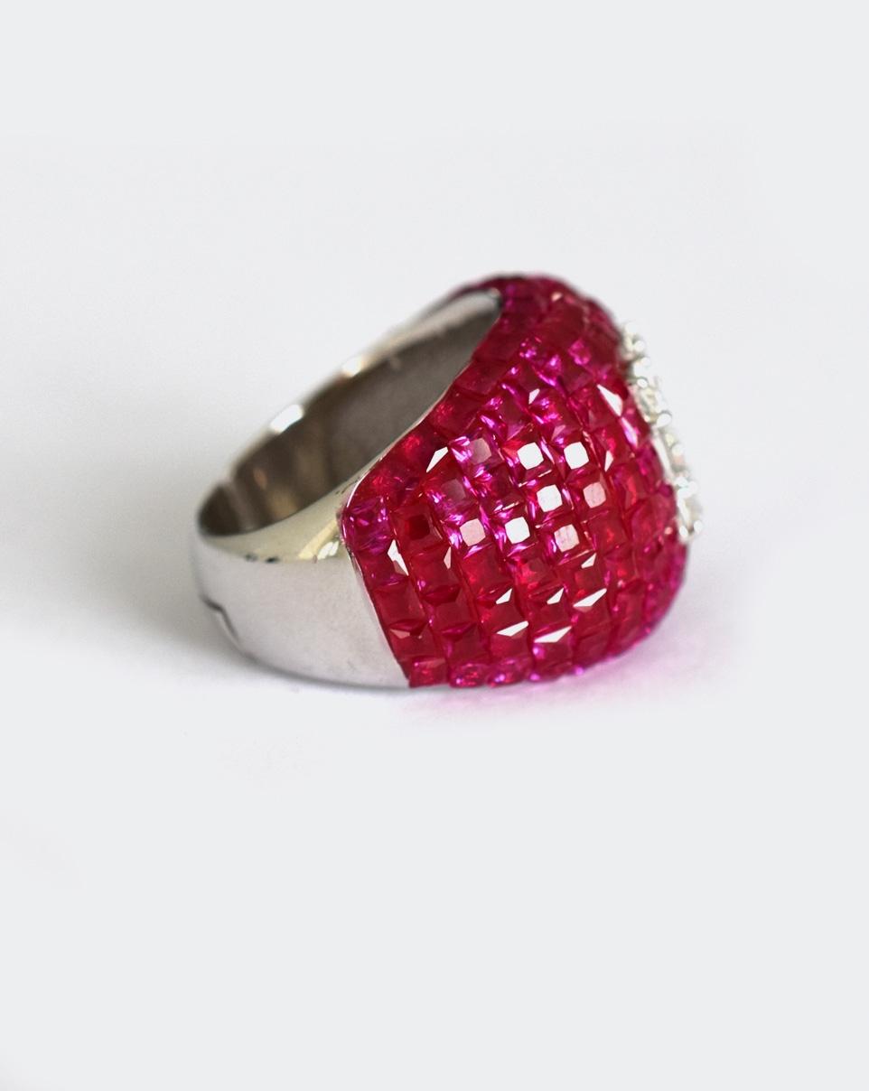 Red Carpet Ring-6992