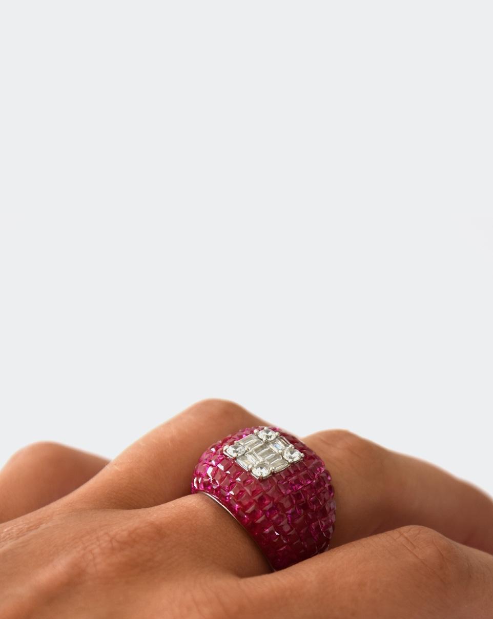 Red Carpet Ring-6993